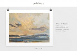Bruce Williams - Early Evening - Giclée print
