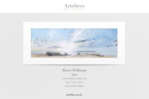 Bruce Williams - Glare -Giclée print