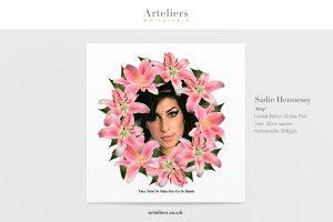 Sadie Hennessy - Amy - Giclée Print