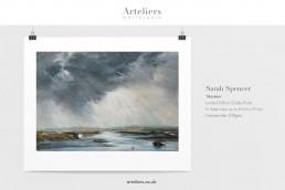 Sarah Spencer - Morston, Norfolk - Giclée print