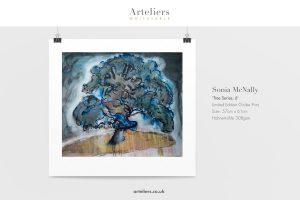 Sonia McNally - Tree Series - Giclée print
