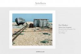 Zoe Barker - Dungeness Track - Giclée print