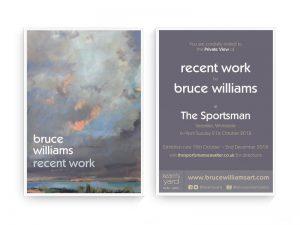 Marketing - Private View Invitation - Bruce Williams