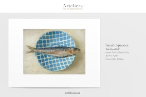 Sarah Spencer VPNEAC - Fish On A Dish