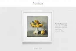 Sarah Spencer VPNEAC - Lemons On A Raised Dish