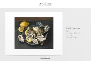 Sarah Spencer VPNEAC - Oysters