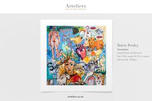 Tracie Peisley - Somewhere - limited edition giclée prints