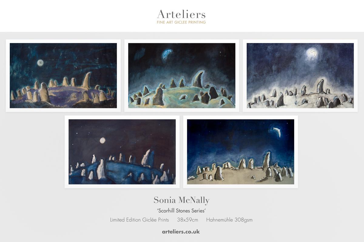 Arteliers: Giclée printing for Artists - Hythe, Kent